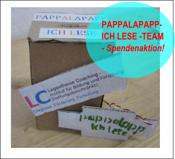 PAPPALAPAPP- Ich Lese - Team